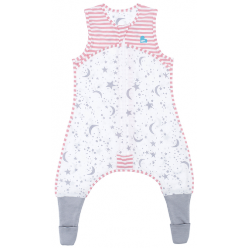 Love to Dream Sleep Suit Pink 0.2 Tog
